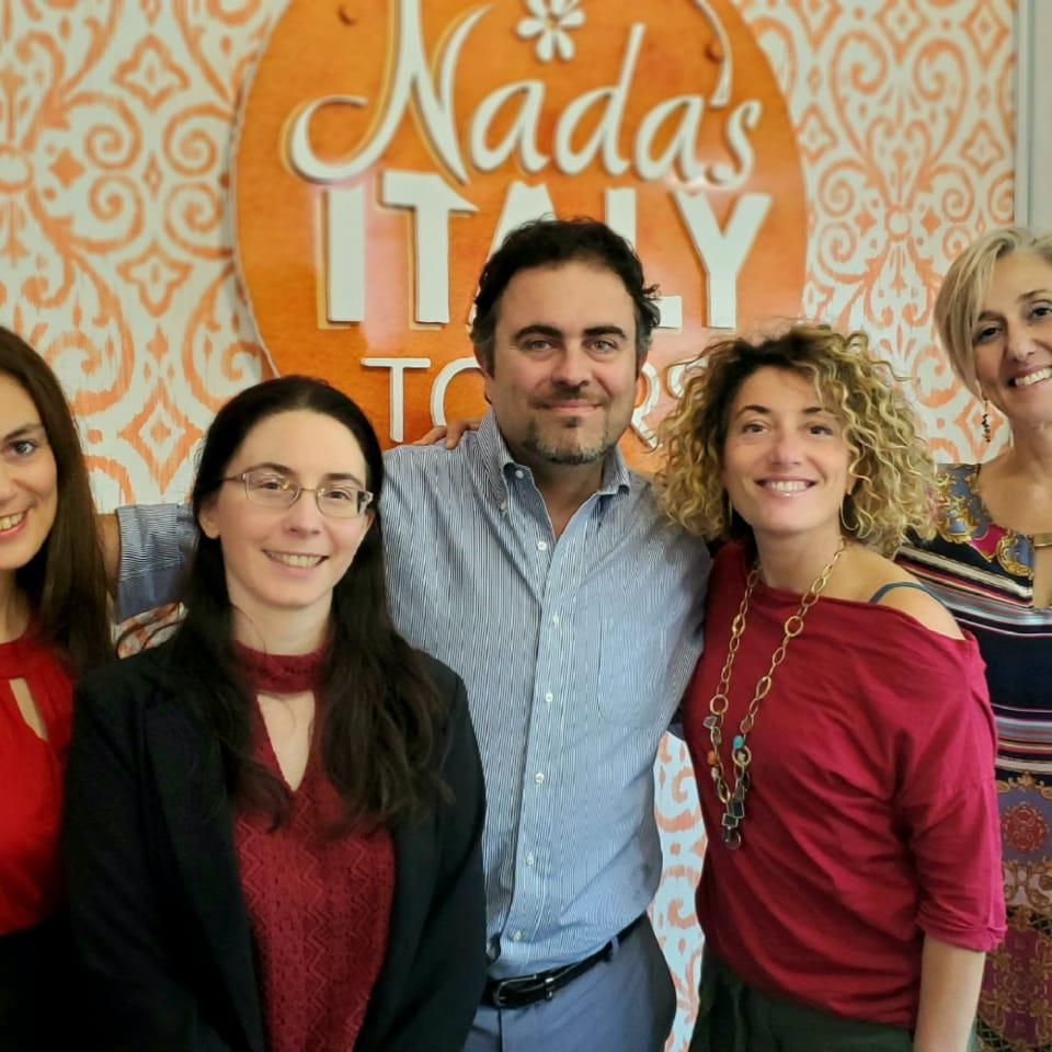 Nada's Italy Join
