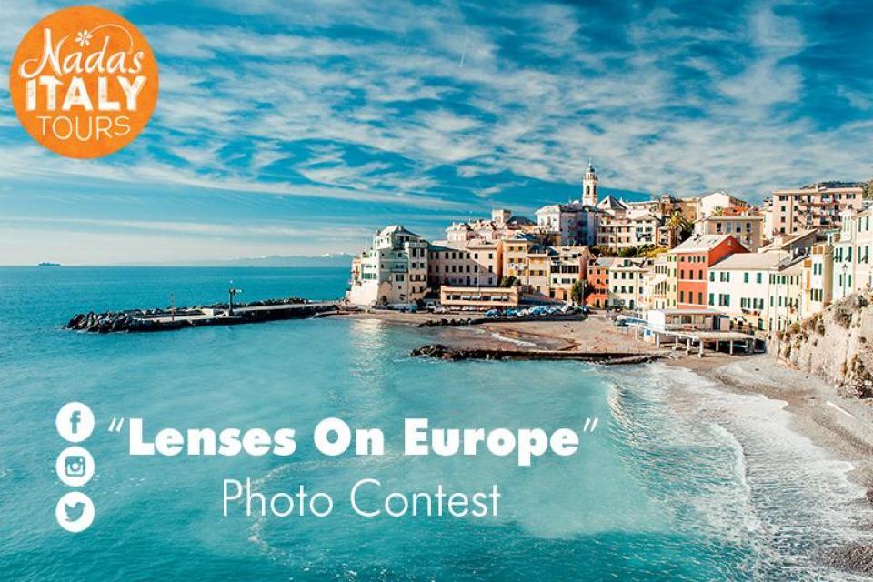 Nada's Italy ″Lenses On Europe″  Photo Contest