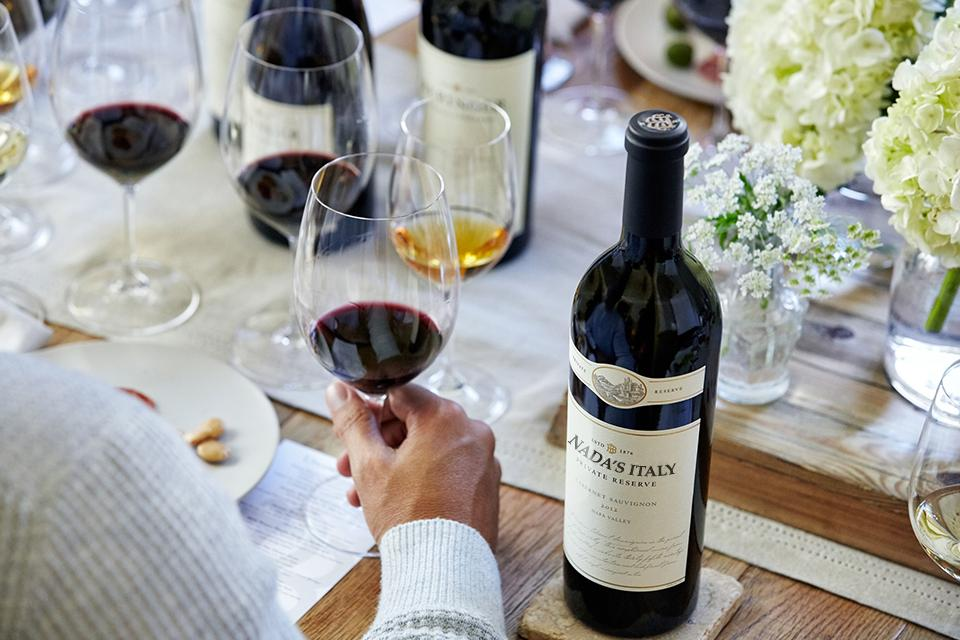 A Favorite Wine